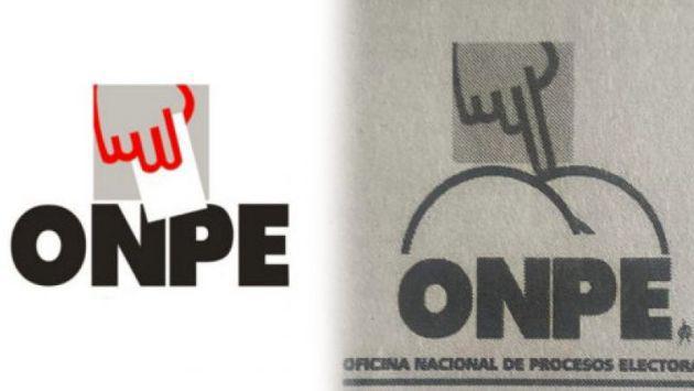 WTF! ¡Diario El Peruano confundió logo de la ONPE con una caricatura!