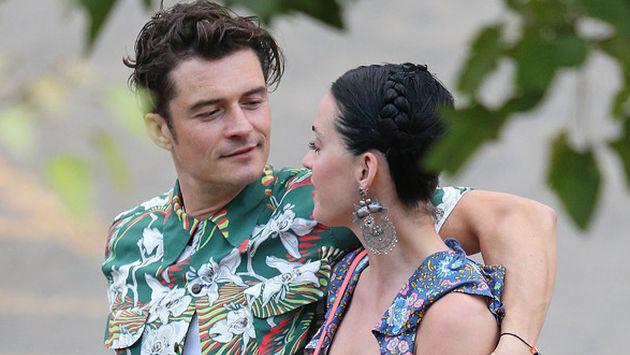 ¡No vas a creer el gesto que Katy Perry tuvo con Orlando Bloom!