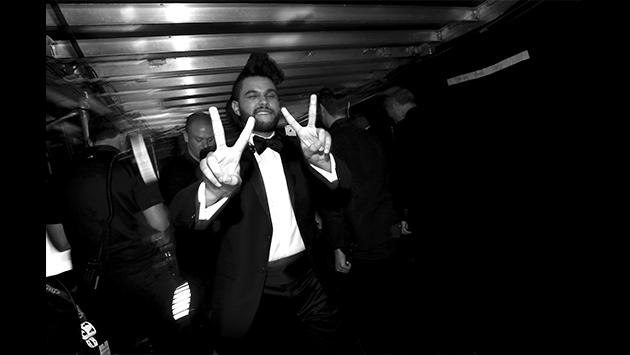 Revive la presentación de The Weeknd en los Oscars 2016 [VIDEO]
