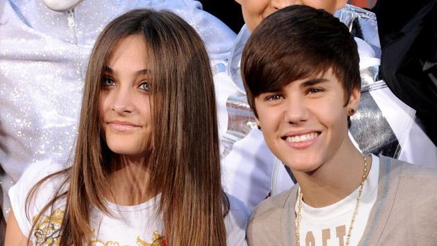 """Paris Jackson dice que está """"asustada"""" por Justin Bieber debido a esta razón"""