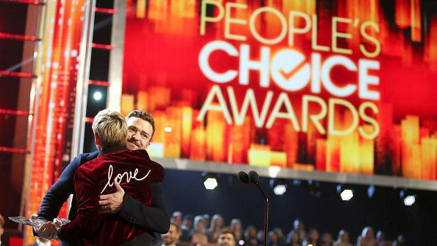 People Choice Awards 2017: ¡Esta es la lista completa de los ganadores!