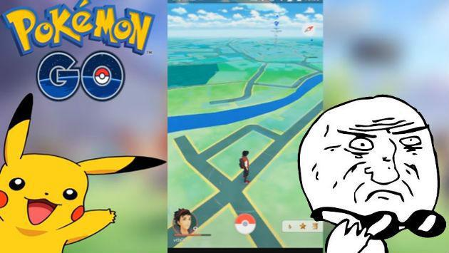 Este error de Pokémon GO te permite conquistar gimnasios de una manera fácil [VIDEO]