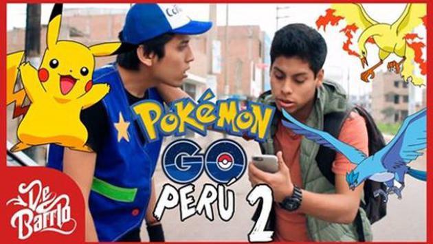 ¡No te pierdas la segunda parte de la parodia de Pokémon GO en Perú! [VIDEO]