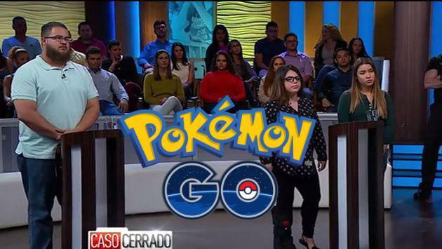 ¡Pokémon GO llegó a 'Caso Cerrado'! No vas a creer lo que 'ocasionó' [VIDEO]