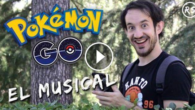 ¡Pokémon GO todavía no llega a Perú, pero ya tiene musical! [VIDEO]
