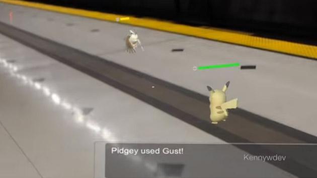 ¿'Pokémon GO' con hologramas? Este video está dando que hablar [VIDEO]