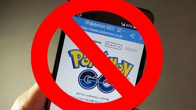 ¡Multa por jugar 'Pokémon GO'! No vayas a esta zona o pagarás S/.395