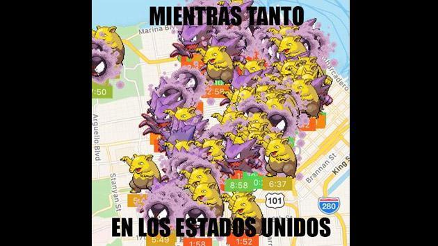 'Pokémon GO' y su evento por Halloween no fueron lo que se esperaba y dejaron estos memes