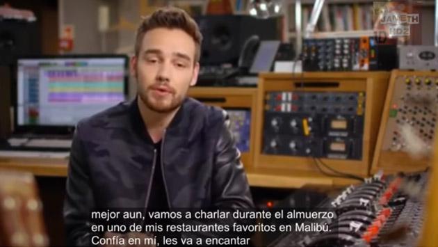 ¡Puedes ganar una cita con Liam Payne de One Direction! Esto es lo que tienes que hacer [VIDEO]