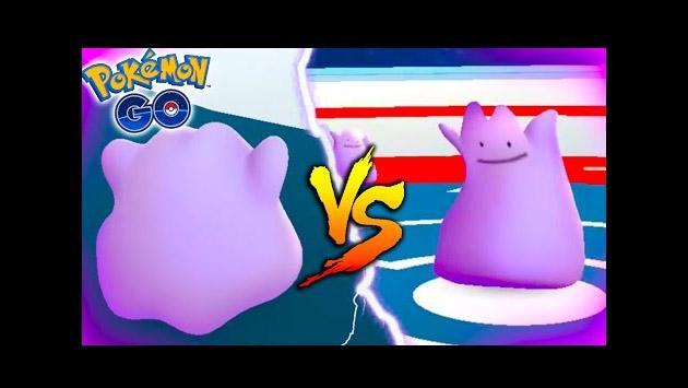 ¿Qué pasa en 'Pokémon GO' si un Ditto pelea contra otro Ditto?