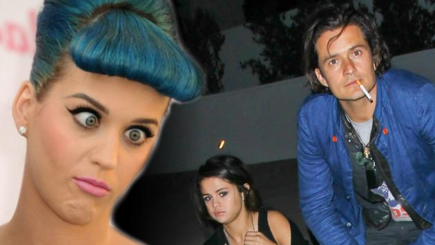 Katy Perry, por enojarse con Selena Gomez y perdonar a Orlando Boom, tiene este problema, según especialista