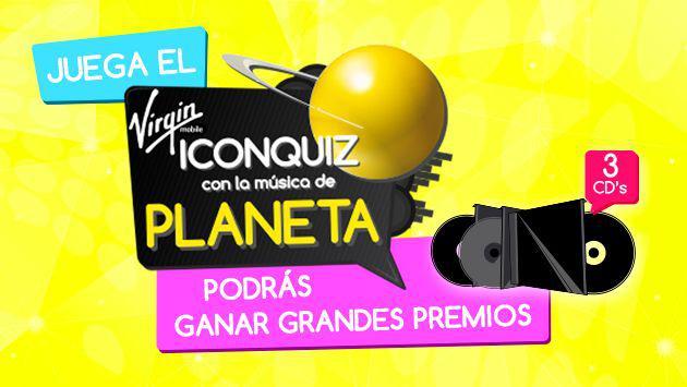 ¡Este es el ganador del 'Icon Quiz' de Planeta!
