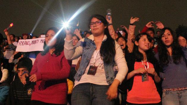 R5 en Lima: Así vivieron los fans el concierto de su banda favorita