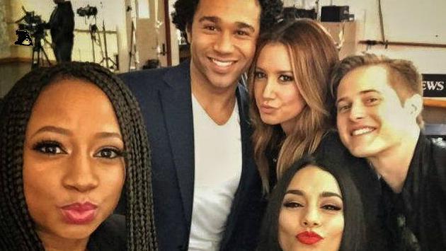 ¡El elenco de High School Musical vivió increíble reencuentro! [FOTOS Y VIDEO]