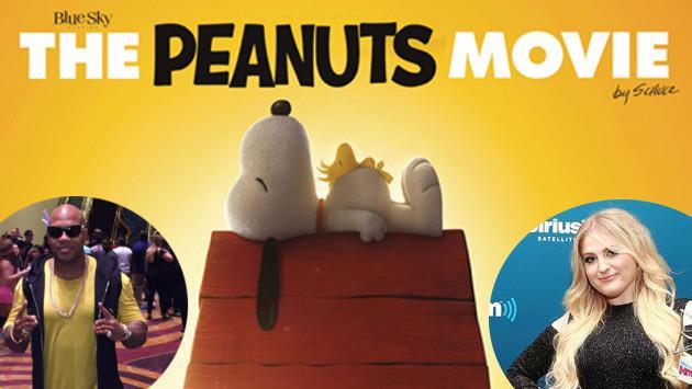 Revelan tracklist de soundtrack de 'The Peanuts Movie' con Meghan Trainor y Flo Rida