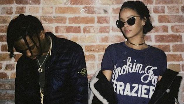 ¿Novio de Rihanna es el culpable del retraso en el lanzamiento del nuevo disco de la cantante?