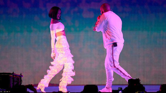 ¿El romance entre Rihanna y Drake revivió? [FOTOS]