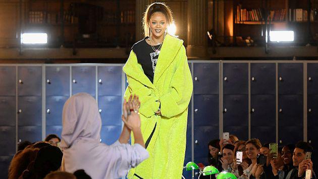 ¡Rihanna estaría lista para competir en la televisión!