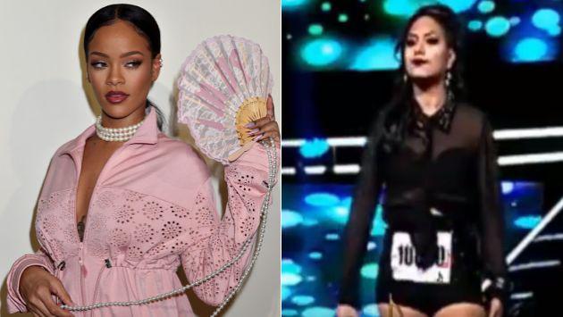 Rihanna tiene imitadora peruana en reality 'Yo Soy' [VIDEO]
