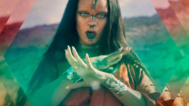 Rihanna lanzó el videoclip de 'Sledgehammer'. ¡Tienes que verlo!