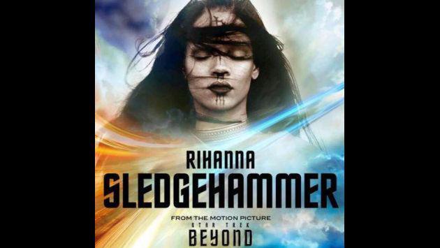 Rihanna y su increíbe canción para 'Star Trek'. ¡Escúchala aquí!