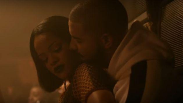 Rihanna y Drake en sexy 'twerking' en nuevo videoclip