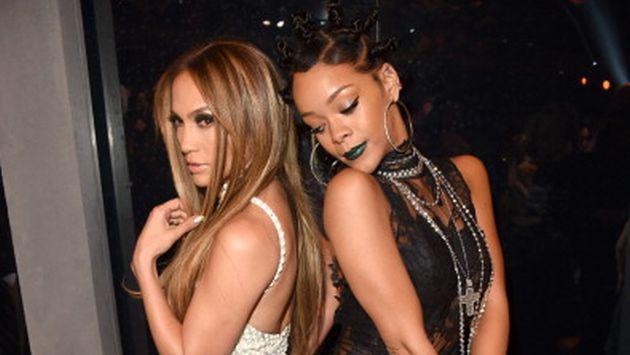 OMG! ¿Rihanna confirma la relación entre Jennifer López y Drake? [FOTO]