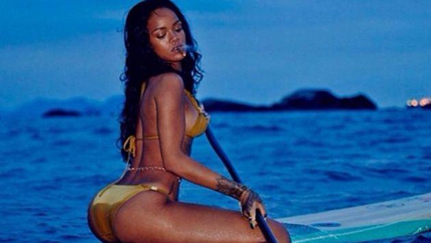 ¡Rihanna aseguró que no es la mejor seduciendo a los chicos!