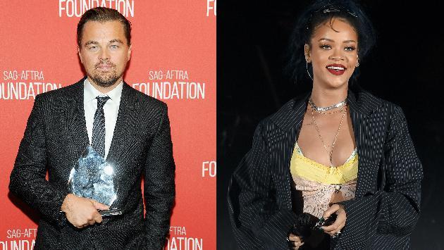 ¿Estas fotos confirman el romance entre Rihanna y Leonardo DiCaprio?