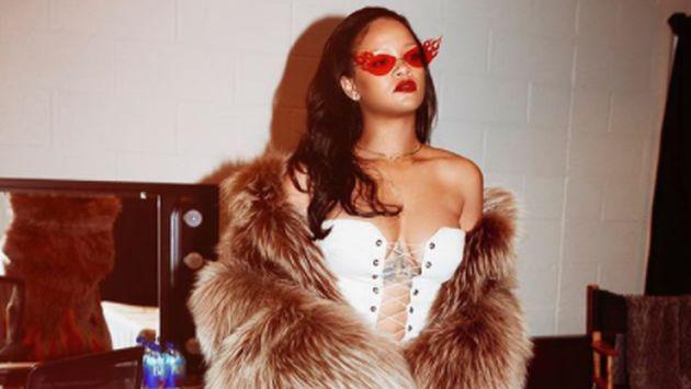 Rihanna llega al primer lugar de esta lista con su tema 'Lemon'