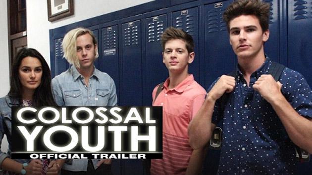 Riker Lynch de R5 nos presenta el trailer de 'Colossal Youth', su nueva película [VIDEO]