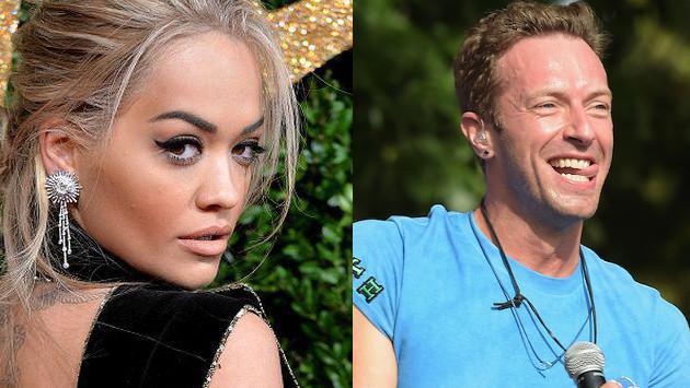 ¿Rita Ora y Chris Martin pasaron la noche juntos?