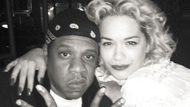 OMG! ¿Por qué Rita Ora demandó a Jay Z?