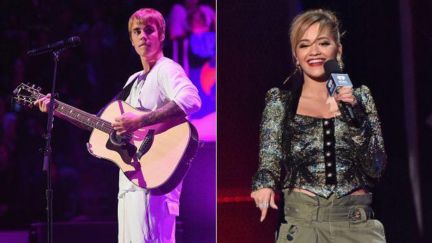 OMG! ¿Justin Bieber y Rita Ora colaboran juntos? [VIDEO]
