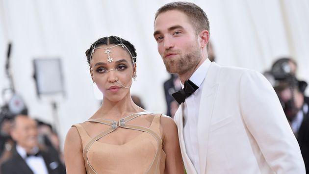 ¿Robert Pattinson terminó con FKA Twigs y ya tiene una nueva chica?