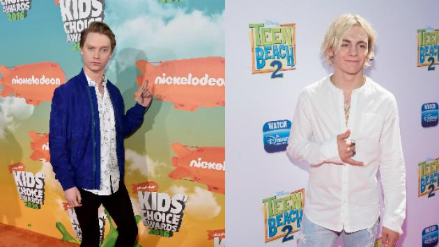 ¡Checa a Calum Worthy imitando a Ross Lynch! [VIDEO]