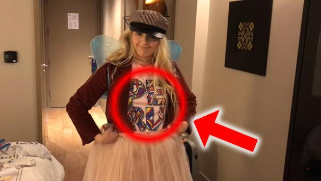 Rydel Lynch de R5 publicó video de su Tea Party en Perú