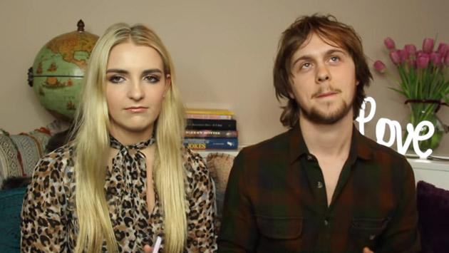 Rydel Lynch de R5 puso un difícil reto a su novio, Ellington Ratliff [VIDEO]