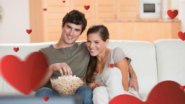 Siete películas que tienes que ver en San Valentín. ¡Chécalas!