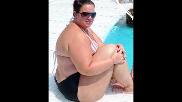 Ella pesaba 146 kilos hasta que algo cambió su vida y ahora luce así [FOTOS]