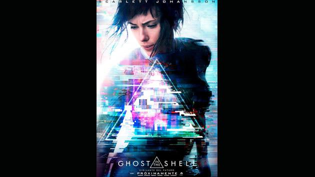 Scarlett Johansson, en el primer tráiler de 'Ghost in the Shell', es lo máximo [VIDEOS]