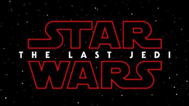 'Star Wars: El último jedi' es el título oficial del 'Episodio 8'