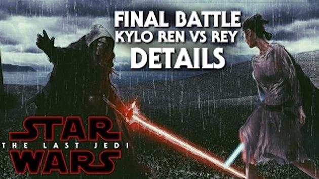 Se habría filtrado cómo será la escena de 'Star Wars 8' en que Rey conoce quién es su padre [VIDEO]
