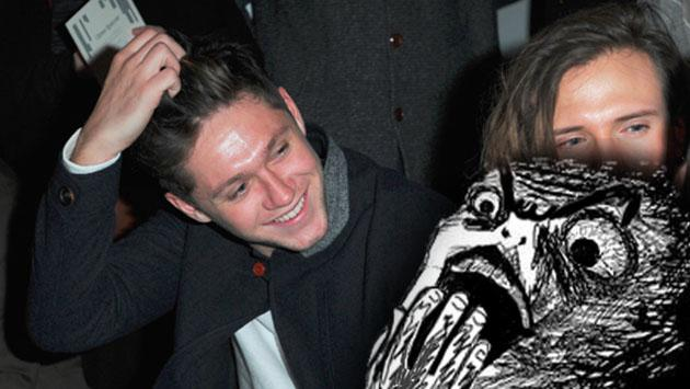 Se viene el primer concierto de Niall Horan pero, ¿por qué está tan aterrado?