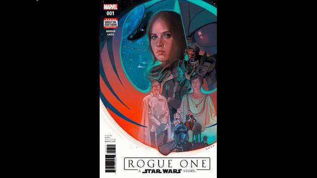 Secretos de 'Star Wars: Rogue One' serán revelados en un nuevo cómic de Marvel