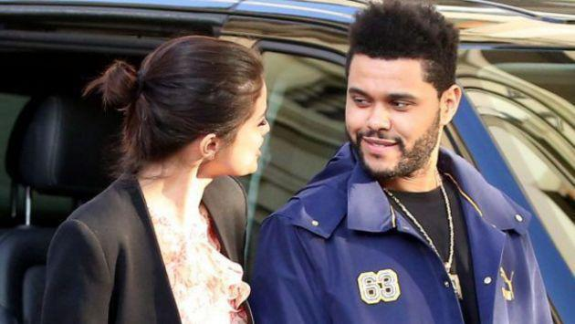 Esta es la forma en la que The Weeknd demuestra sus sentimientos a Selena Gomez