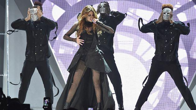 Selena Gomez rompió en llanto tras la muerte de Christina Grimmie