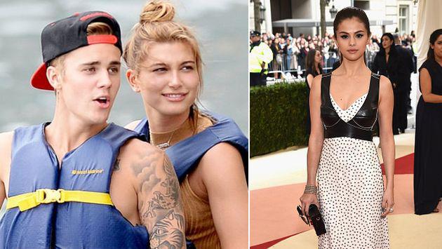 ¿Selena Gomez huyó de Justin Bieber y Hailey Baldwin?