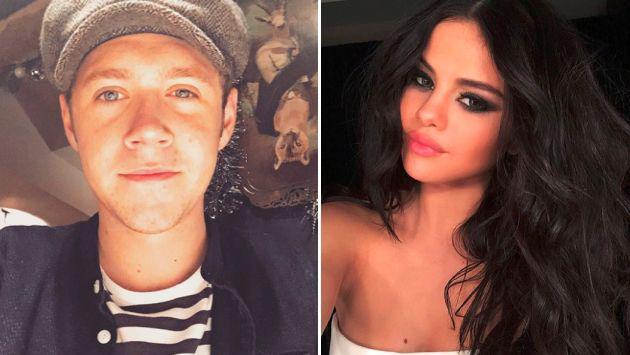 ¿Selena Gomez y Niall Horan fueron ampayados besándose en fiesta?