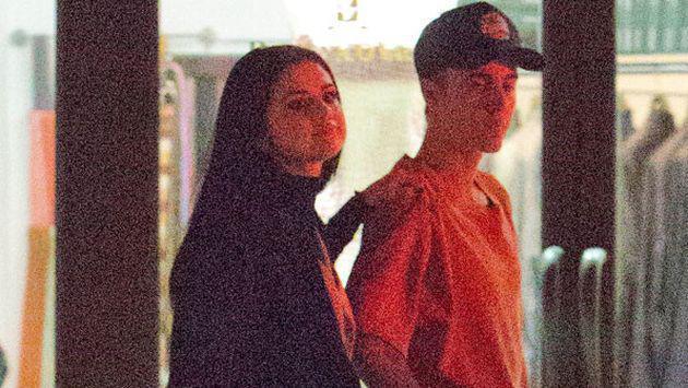 OMG! Justin Bieber publicó foto junto a Selena Gomez